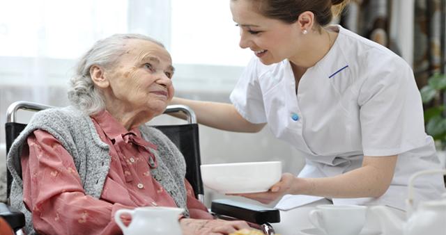 Leistungen des Pflegedienstes